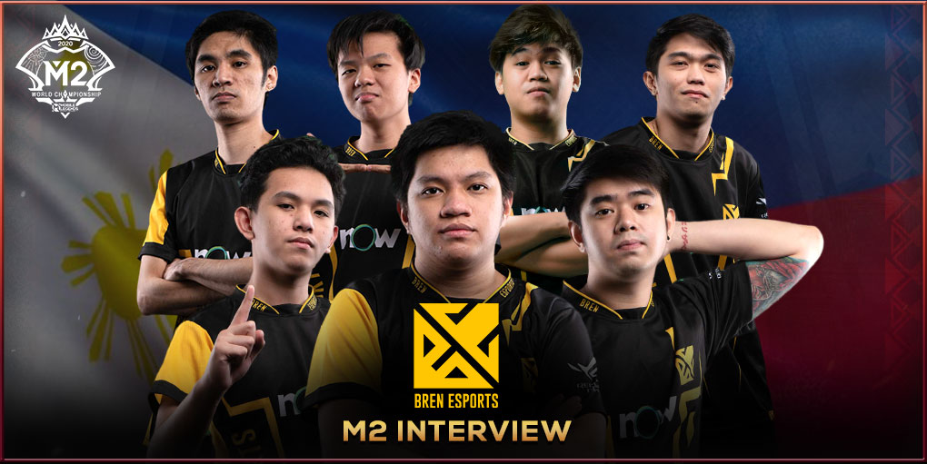 M2 interview - Buffed Bren Esports is after the World Championship