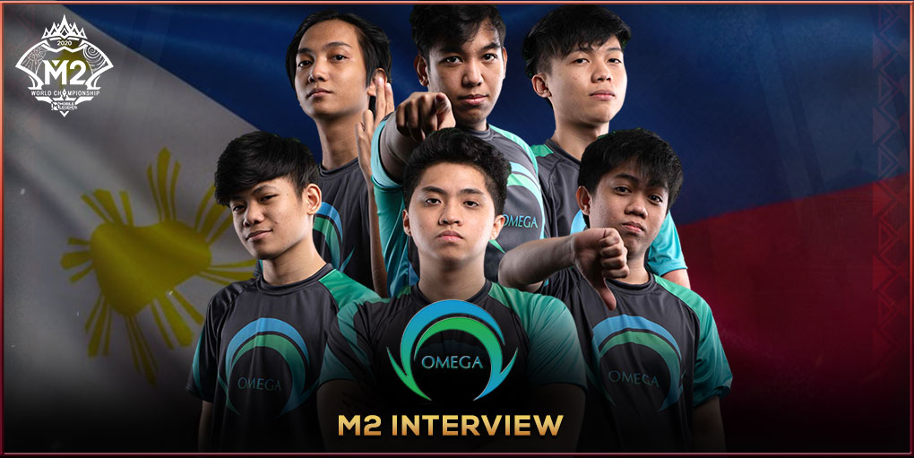 M2 interview - Excited Omega squad is ready to take the win