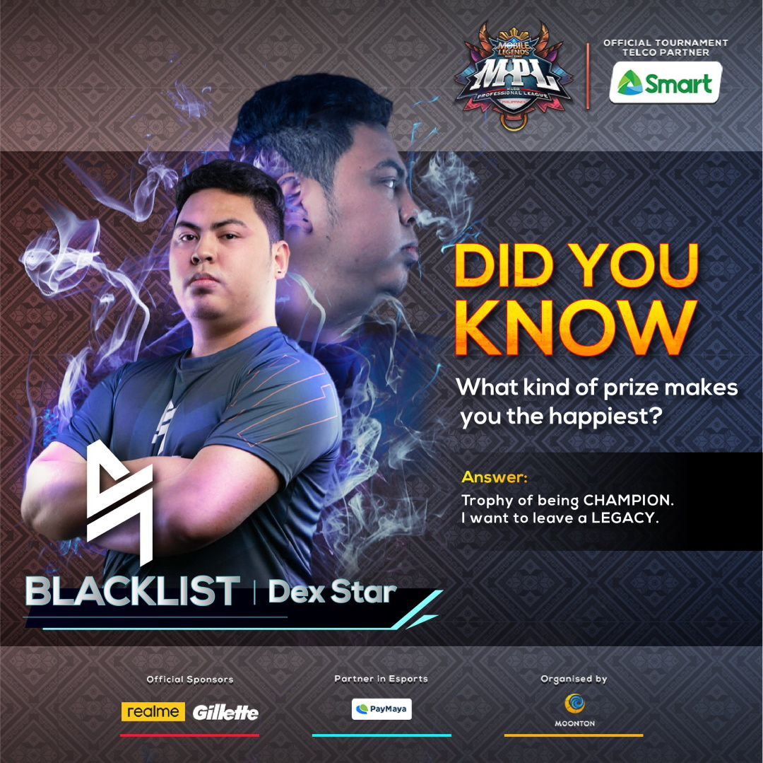 Did You Know : DEX STAR