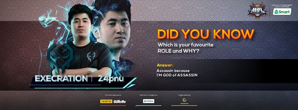 MPL-PH Player Interview - Z4pnu